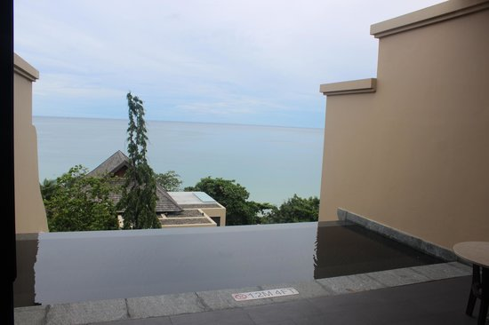 Vana Belle, A Luxury Collection Resort, Koh Samui : Room with a View
