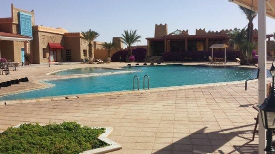 Palm's Hotel: nice pool