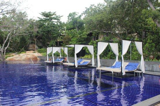 Vana Belle, A Luxury Collection Resort, Koh Samui : fancy a nap