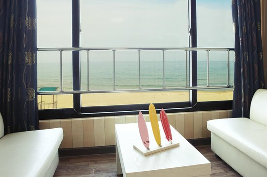 Heal Beach Surf Resort: 2인실 객실 전망