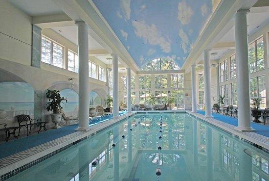 The Senator Spa: Indoor Salt Water Pool