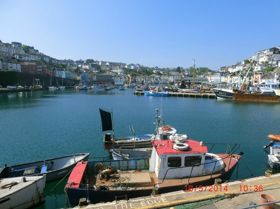 The Berry Head Hotel Brixham Harbour Devon Uk