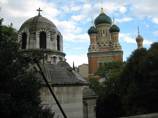 Russisch Orthodoxe Kathedrale: Cathedrale Russe Nice 2