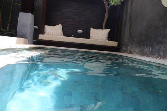 Tanadewa Luxury Villas & Spa: Pool Deck