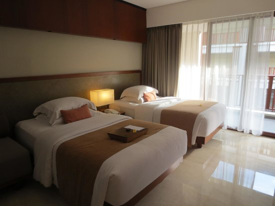 The Magani Hotel and Spa : comfy beds for travelers