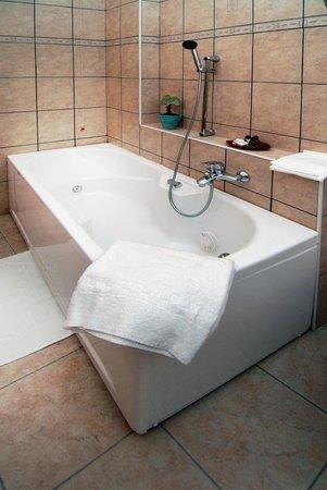 Hotel L' Oasi: Bagno tipo