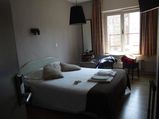 Hotel Cordoeanier: la chambre