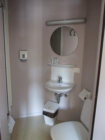 Hotel Cordoeanier: la salle de bains