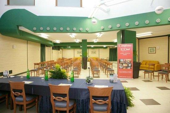 Hotel L' Oasi: Sala Auditorium