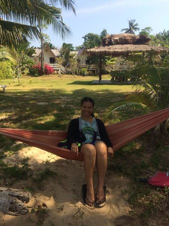 Ao Kao White Sand Beach Resort: Taking it easy!