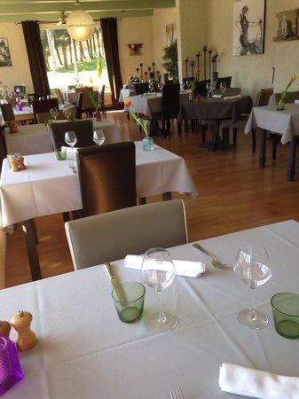 Hotel la Fontaine : Salle restaurant