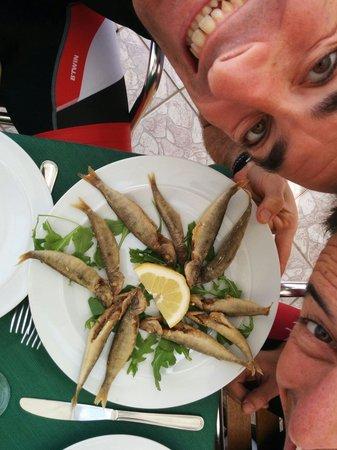 C'era una Volta: Enjoying the fresh fish, RED 6 May 2014