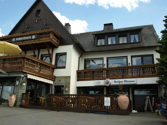 Forsthaus Wiesmann