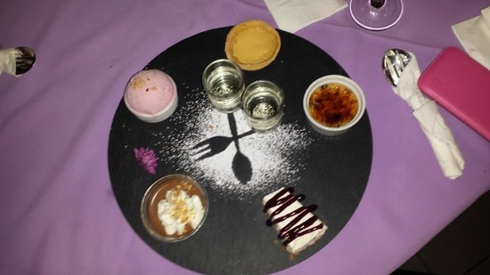 The Final Step: Dessert Medley