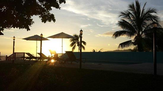 Caimito Beach Hotel: Caimito sunset