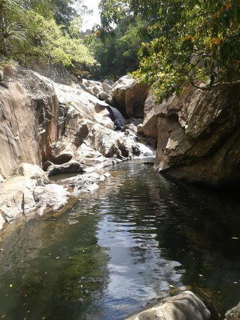Ba Ho Waterfall: Ba Ho nach dem Klettern!