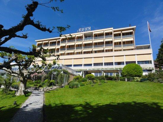 Hotel Eden: Hotel Ansicht