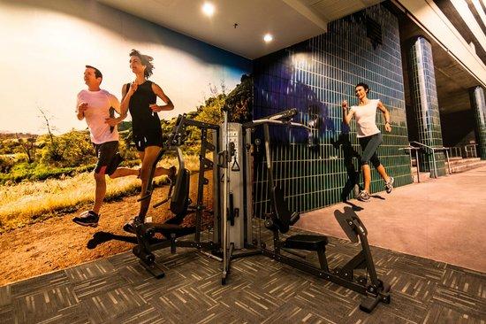 Ohana Suite: Gym