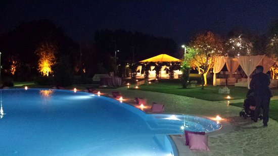 Relais Tenuta San Domenico : Vista della piscina