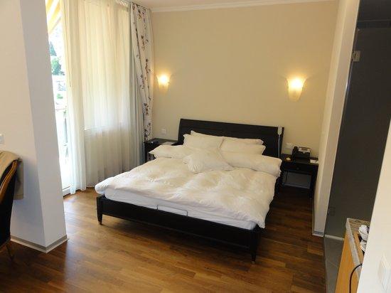 Hotel Eden: Zimmer-Ansicht Komfort Bucht