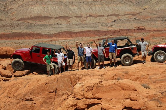 Las Vegas Rock Crawlers : The Bachelor Party