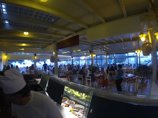 Nikos Restaurant: Το εστιατόριο μας