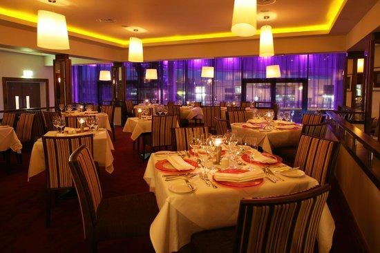 Clayton Hotel Galway : Tribes restaurant