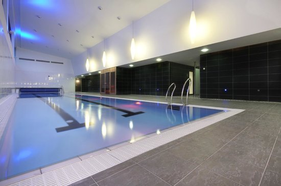 Clayton Hotel Galway: Poolside