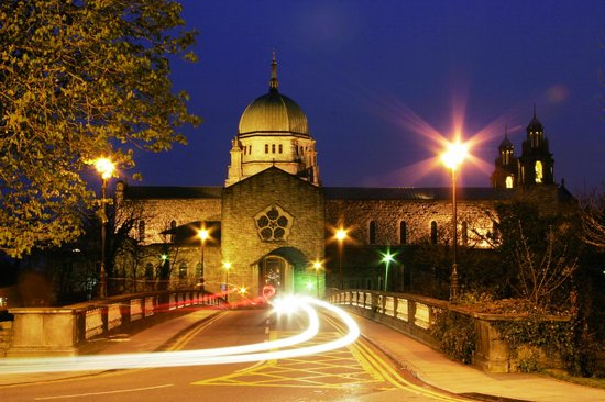Clayton Hotel Galway: Galway Cathedral