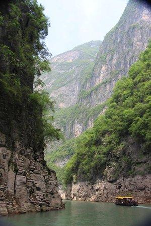Shennv Stream - Yangtze River, China