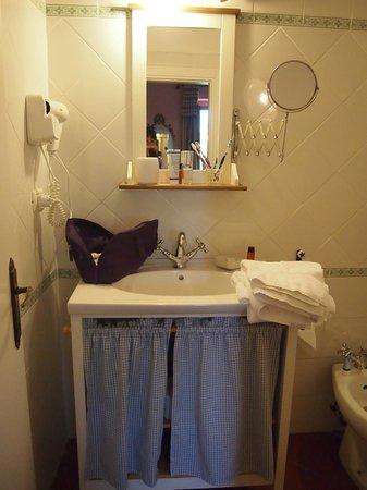 Villa Poggio di Gaville: bagno