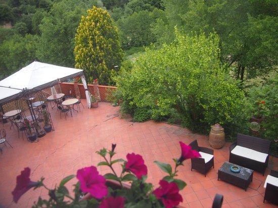 Villa Poggio di Gaville: esterno