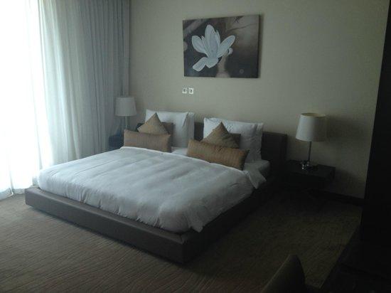 Kempinski Residences & Suites, Doha: Master Bedroom