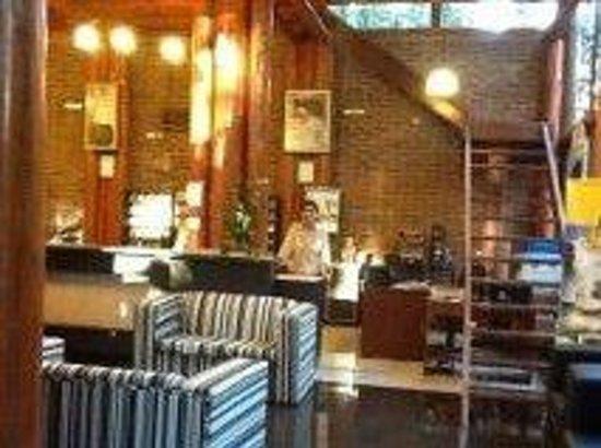 Hotel Selvatico Don Horacio: Lobby
