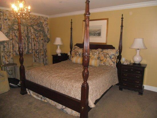 Bienville House : Bedroom