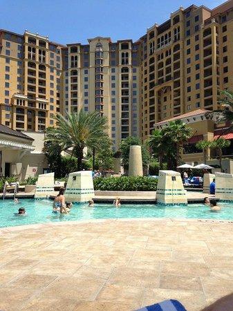 Wyndham Grand Orlando Resort Bonnet Creek: Hotel Pool