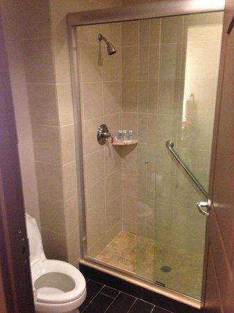 Wyndham Grand Orlando Resort Bonnet Creek: Shower