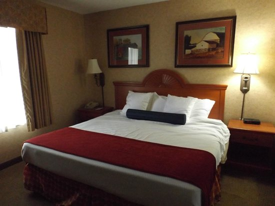 Best Western Inn: bedroom
