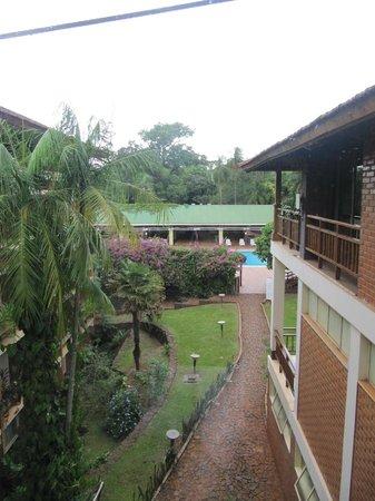 Raices Esturion Hotel: Puerto Iguazù - Hotel Esturion - Scorcio della piscina