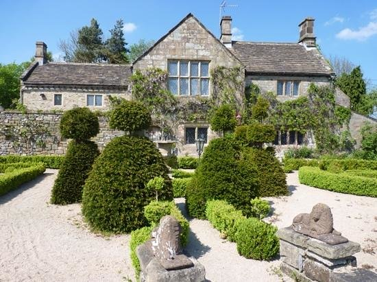 Harthill Hall Holiday Cottages: The Manor House