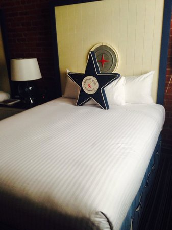 Argonaut Hotel, A Noble House Hotel : Comfy beds