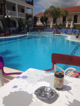 Zante Plaza Hotel & Apartments: Perfect