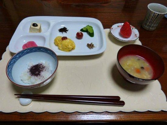 Yogetsu: colazione!