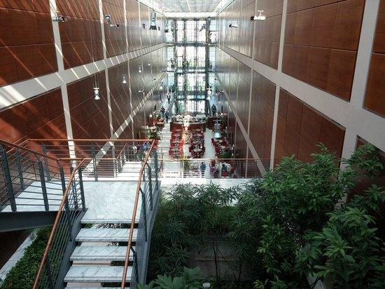 NH Torino Lingotto Tech : sala colazione