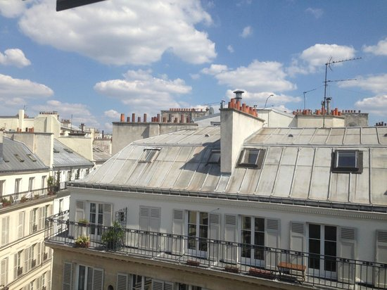 Hotel Timhotel Opera Grands Magasins : Rooftops!