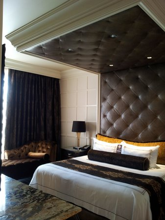 River City Casino & Hotel : Bedroom