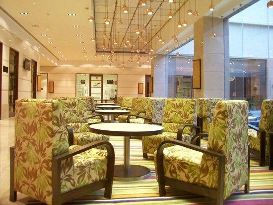 Balaji Sarovar Premier : The Lounge