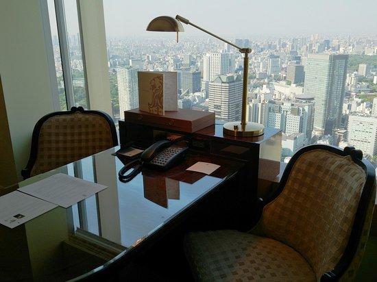 The Ritz-Carlton, Tokyo : 部屋からの景色