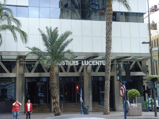 Eurostars Lucentum : Hotel entrance