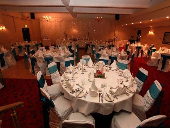 Boyne Valley Hotel & Country Club: Ballroom